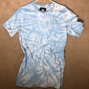 PacSun Tops - Blue Tie Dye t-shirt